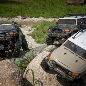 All Terrain RC – modele samochodów sterowane radiem.