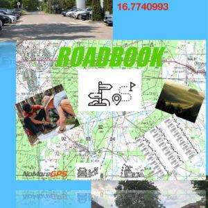 Road Book 120 km Poznań Baranowo- Dole Villa Natura
